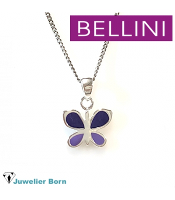 Bellini Collier, model 574.002 vlinder - 10945