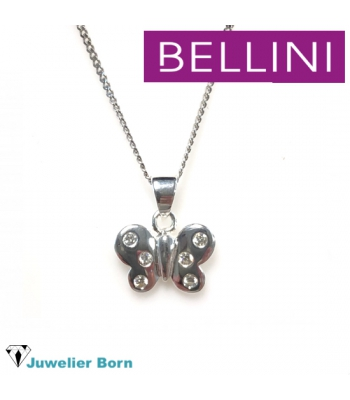 Bellini Collier, model 574.039 vlinder - 17574