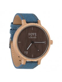 1915 Watch, model DC03 - denim raw 46mm kast. - 18406