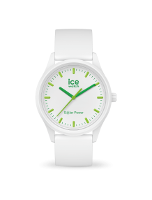 Ice Watch,  model Solar IW017762 Nature (Wit/Groen) - 18490